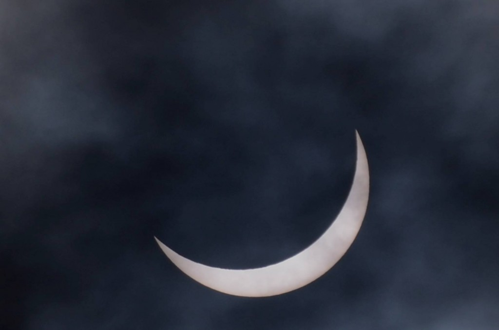 Partial Eclipse 20 March 2015