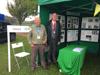HRH Prince Cambridge visits MK exhibition