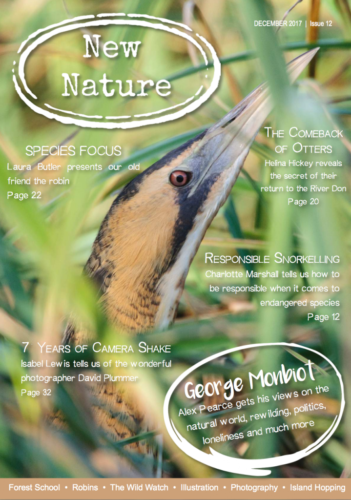 New Nature magazine December 2017