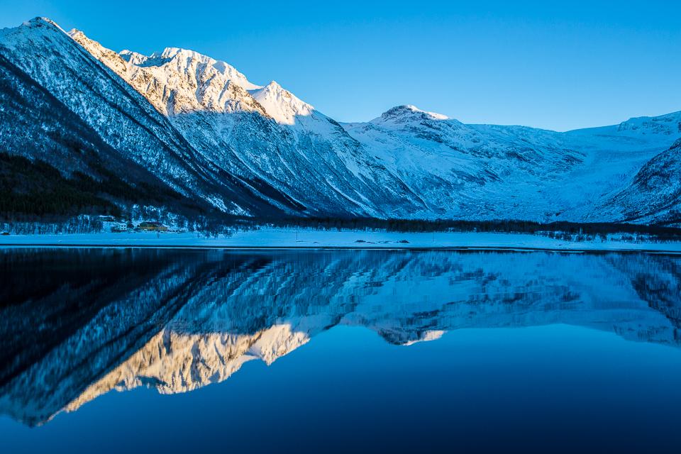 Svartisen Glacier (Norway), ©Peter Hassett 18 February 2013