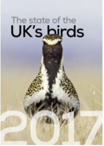 BTO The State of the UK's Birds 2017 report
