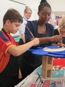 Create - In the workshops