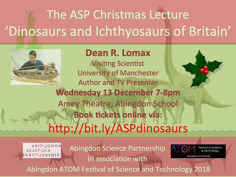Dinosaurs lecture 13Dec17-2